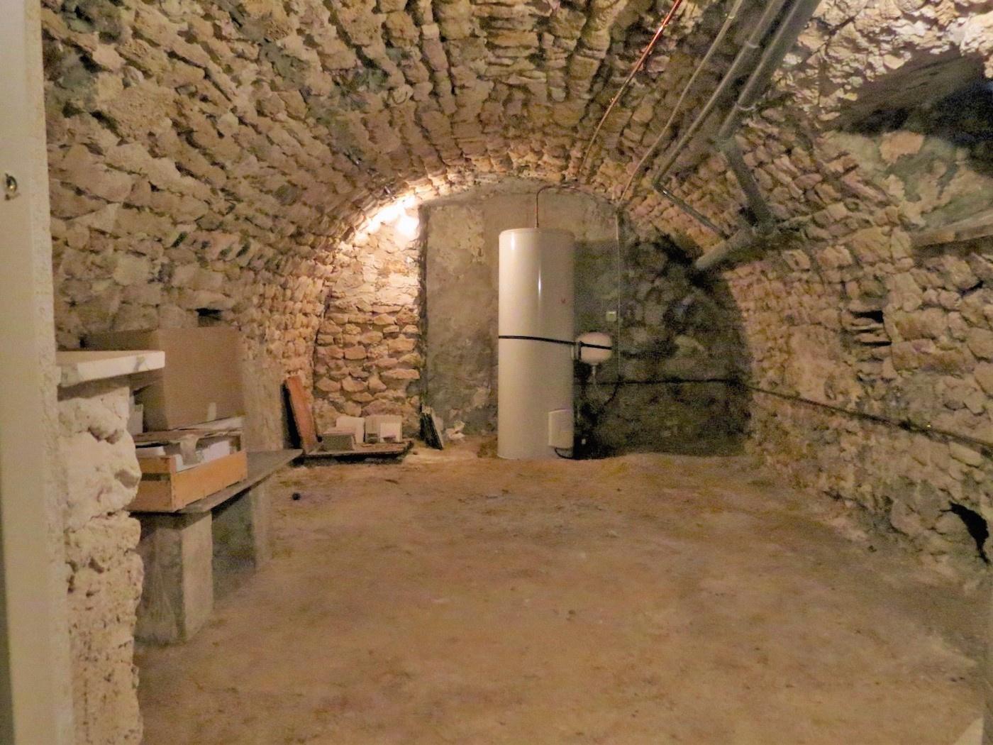 cave voûté